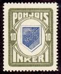 10 Second Issue 1922 Stamp North Ingria